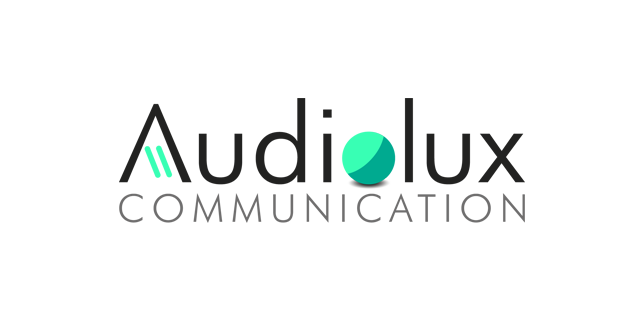 logo audiolux communication